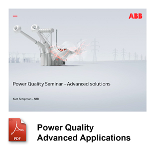 power quality advanced applications